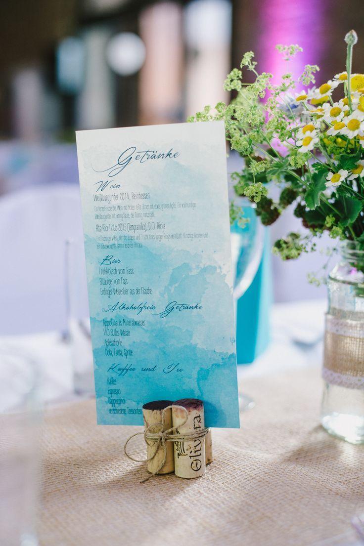Rustikale Hochzeit In Gelb Und Turkis Mit Vw Kafer Tisch Decken