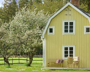 godlynt, vakantiehuis aan het water in Zweden