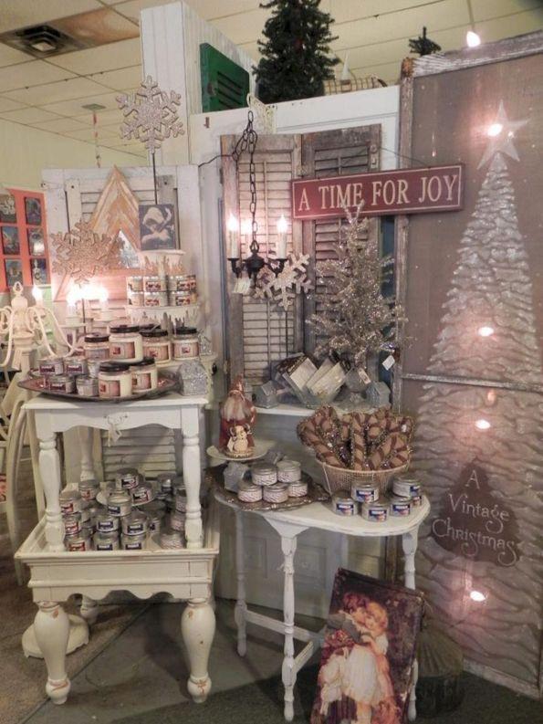 Vintage Christmas Store Displays Ideas Vintage Christmas Store Displays Ideas Design Ideas And Photos In 2020 Christmas Store Displays Gift Shop Displays Christmas Display