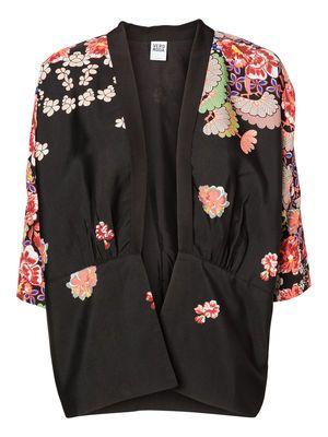 Floral kimono from #VEROMODA  @Veronica MODA