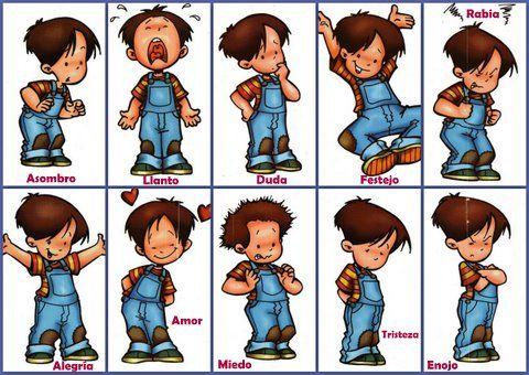 El #desarrollo #emocional del niño entre 3 - 6 años. Artículo.