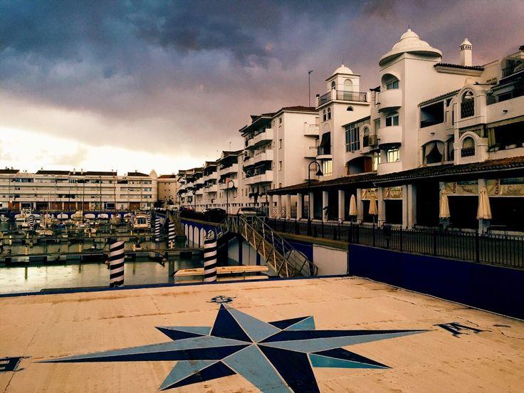Puerto Gelves, Sevilla   Spain (by Nacho Coca)Follow me on...