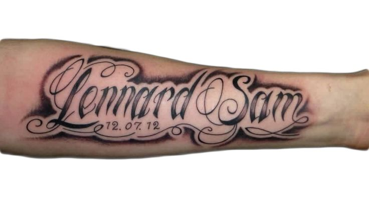Tattoo Lettering - Tattoo Ideas Store