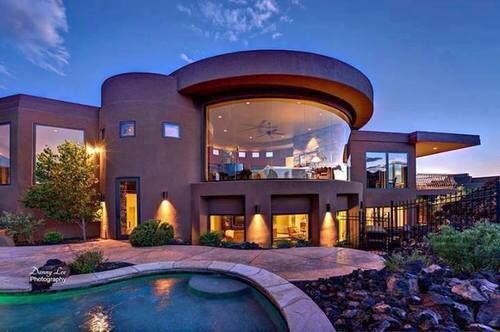 Image via We Heart It #decor #homes #Houses #lifestyle #luxury #luxurylifestyle #mansion #pool #luxuryhouses
