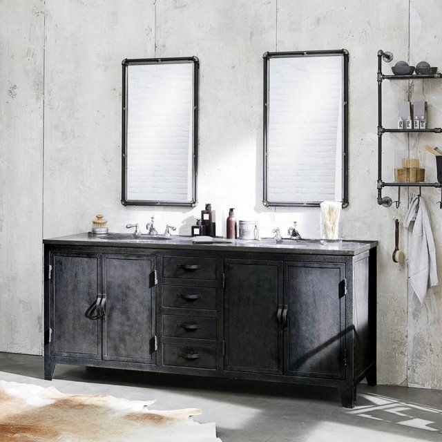 10 best chambre amis  sdb images on Pinterest Bathroom, Bathrooms