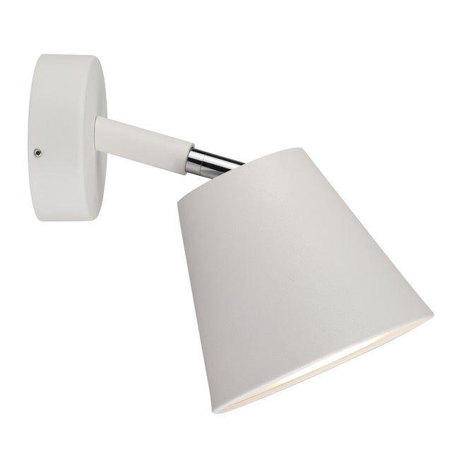 Applique Scandinave Metal Blanc Nordlux Ips6 1 Lumiere S En 2020 Luminaire Salle De Bain Applique Murale Led Applique Salle De Bain