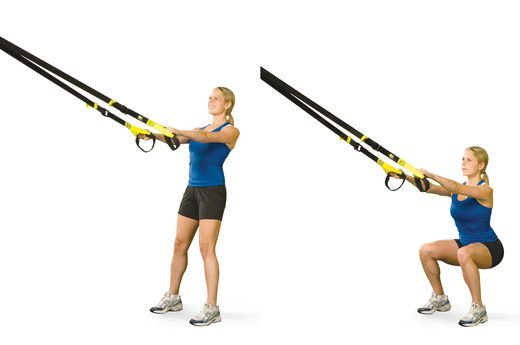 8 Body-Sculpting TRX Exercises to Tone Every Inch | Posted By: CustomWeightLossProgram.com