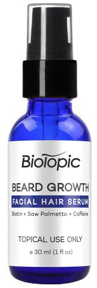 Biotopic Beard Thicker Beard Growth