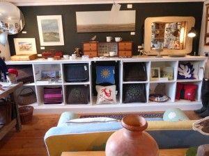 Bluejacket Workshop - handmade furniture, art, textiles and antiques in Norfolk