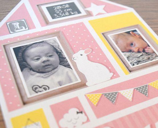 1000 images about faire part naissance pastilles et petits pois on pinterest belle pastel. Black Bedroom Furniture Sets. Home Design Ideas