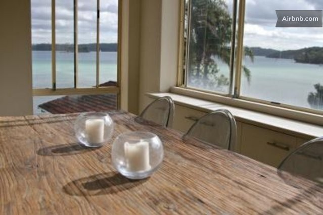 Beautiful apartment on the sand! in Rose Bay