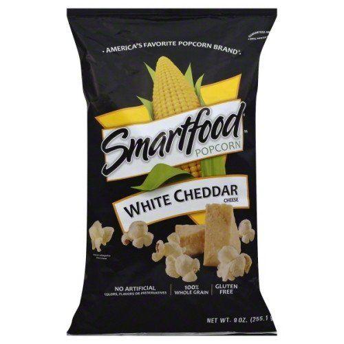 Smartfood Popcorn, White Cheddar Cheese 9 oz.