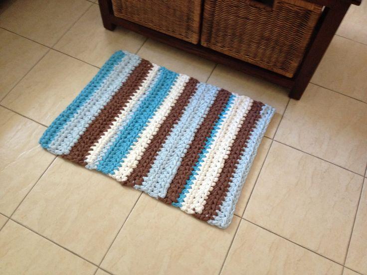 שטיח מלבני