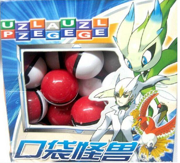Pokemon GO Pokeball Toy 36pcs/lot