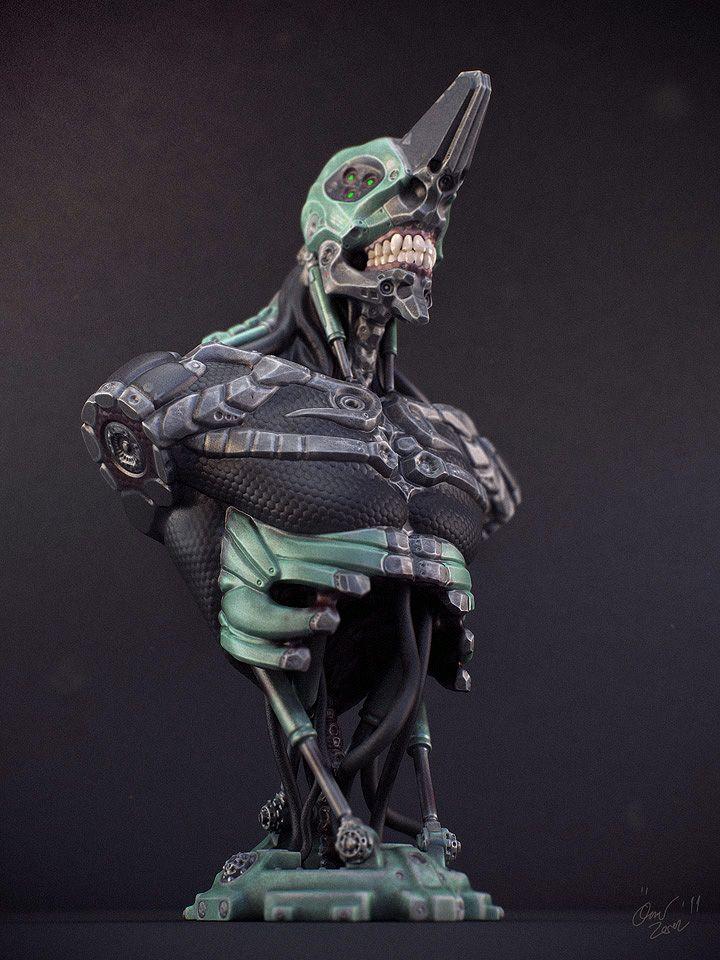 Fuck Yeah! Japanese Robots! // 11200: eva type x 2.0 by OmrZrn