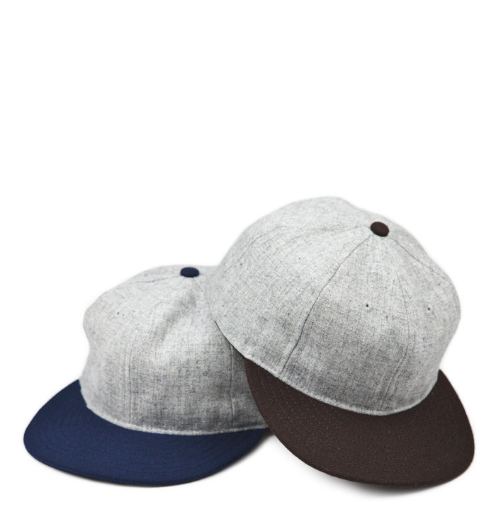 Image of Inventory Item 006:Ebbets Wool Hat