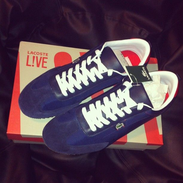 Love the sneakers by @Lacoste!! Shop for them @Namshi! #sneakers #lacoste #laceups #men #menfashion #shoes #shoelove #shopping #onlineshopping #online #walking #casual #branded #trendy #blue #delivery #package #instyle #namsh