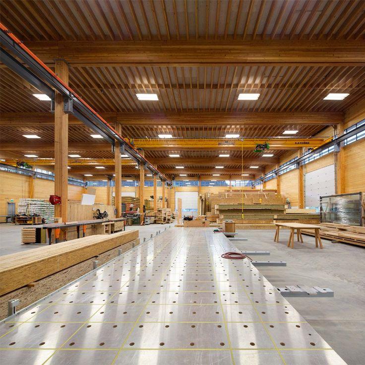 Пассивная завод архитектура Дом в Пембертон, Британская Колумбия, Канада по Хемсворт архитектуры.  Фотоснимок Эммы Питера
