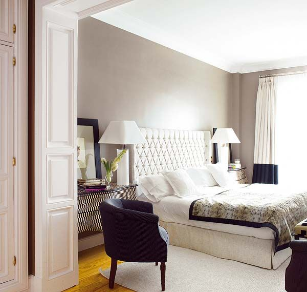 Pin by five star painting on beautiful bedrooms pinterest - Best neutral color for master bedroom ...