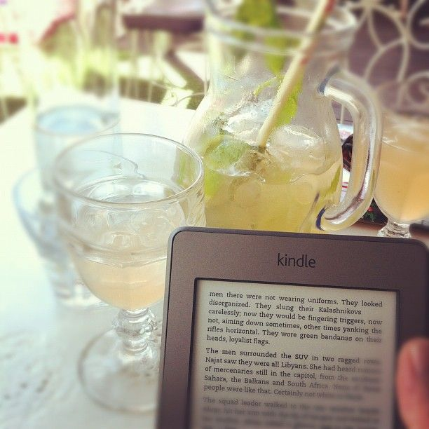 Don't forget to take your Kindle on your holiday