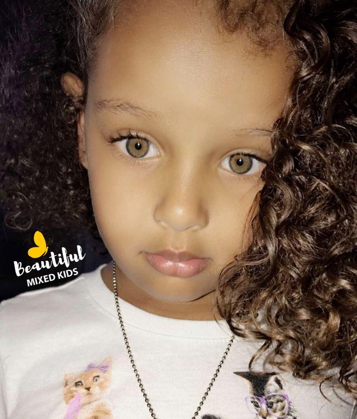 Jaeci Leigh - 4 Years • Puerto Rican, African American & Caucasian