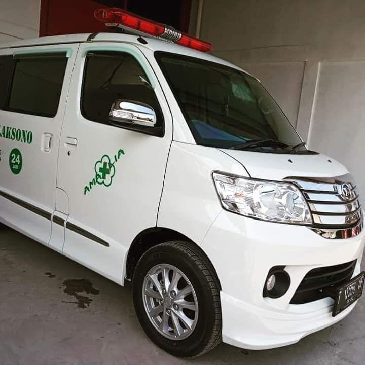 Ambulance Berlian Agen Mobil Ambulance Ambulance Daihatsu Luxio Daihatsu Daihatsu Luxio Ambulance