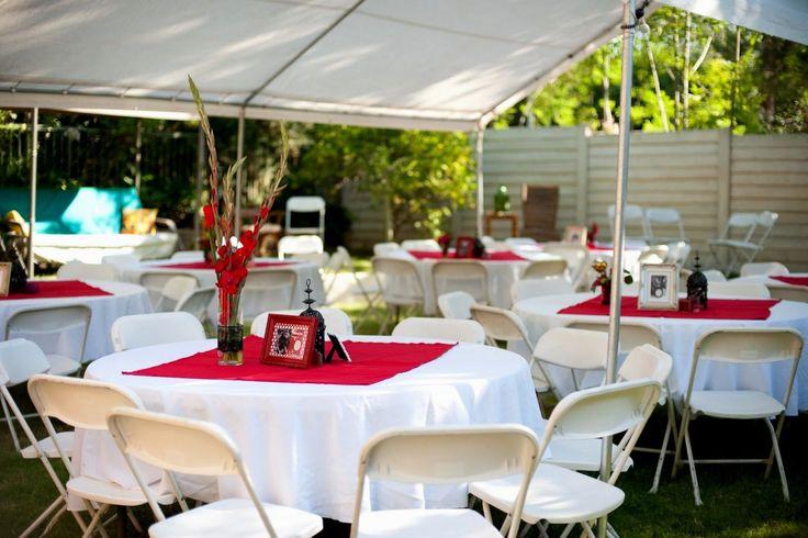 25 Ideas For An Outdoor Wedding: Best 25+ Cheap Backyard Wedding Ideas On Pinterest