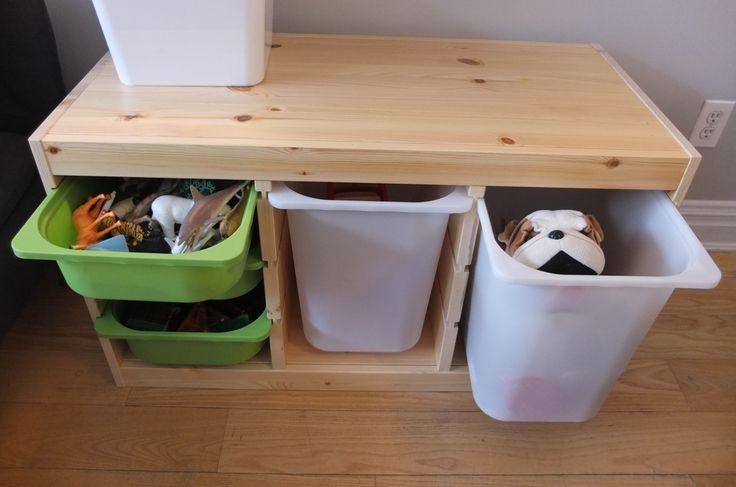 M s de 25 ideas incre bles sobre ikea bins en pinterest for Ikea almacenamiento ninos