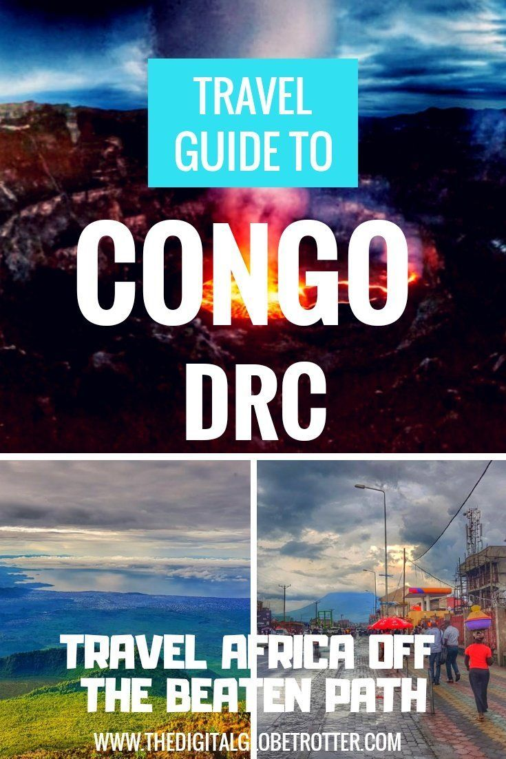 Republic of congo travel guide | plan your holiday in republic of.