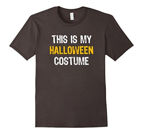 This Is My Halloween Costume Funny T-Shirt