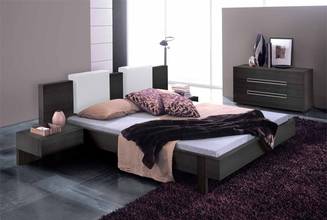 European Furniture Modern Bedrooms And Furniture On Pinterest