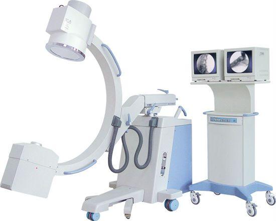 C arm fluoroscopy xray machine