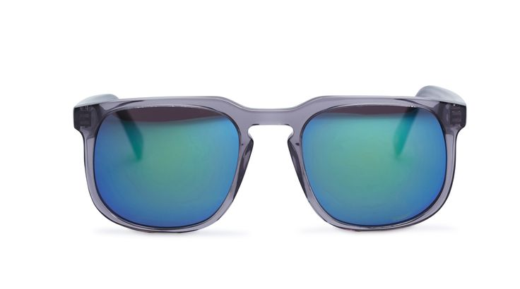 Dino - Slate / Grey Lens with Emerald Mirror from Pacifico Optical