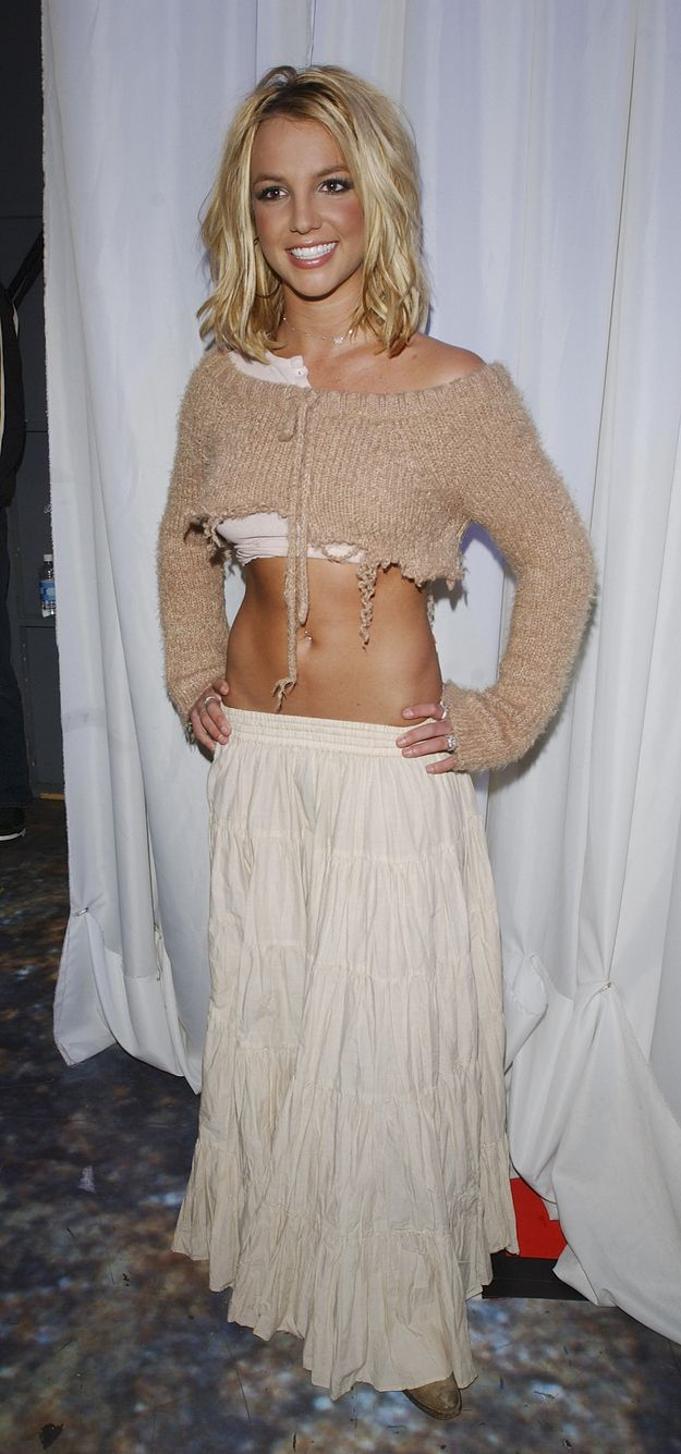 See? | Britney's 13 Most Important Rules For Wearing Crop Tops