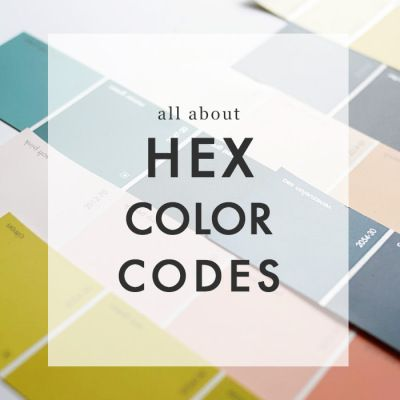 How to use Hex Color Codes