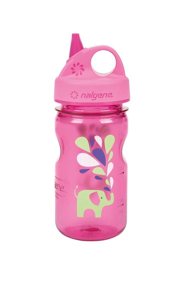 Παιδικό Παγούρι Grip 'n' Gulp 350 ml Ροζ | www.lightgear.gr