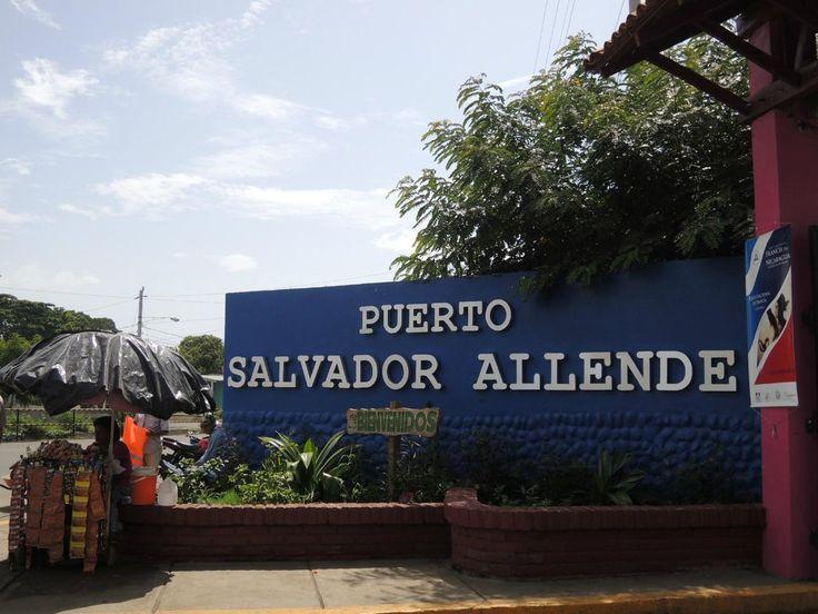 Puerto Salvador Allende (Managua, Nicaragua)