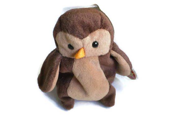 Owl Stuffed Animal Woodland Nursery Kid's Toy Baby Shower