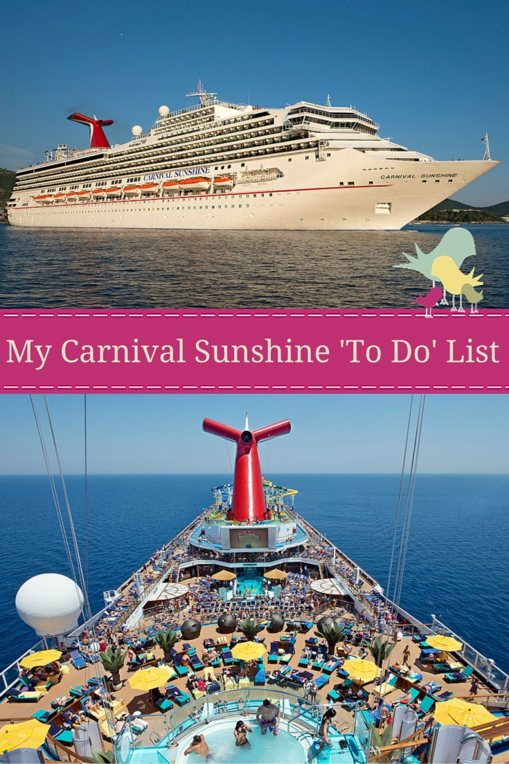 The 25+ best Carnival cruise deals 2016 ideas on Pinterest ...