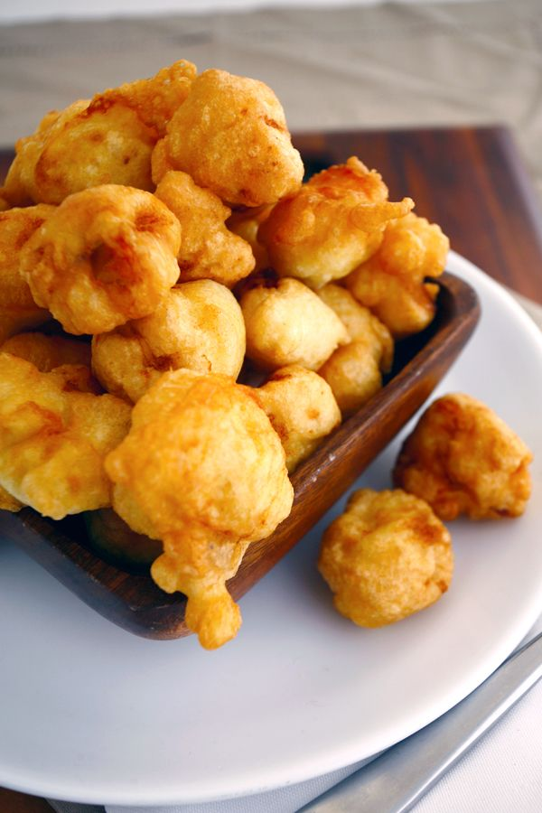 A Batter Fried Baccala recipe that will hook your dinner guests. Also, find out how to prepare your Baccala step-by-step.