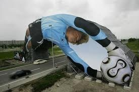 Football bridge