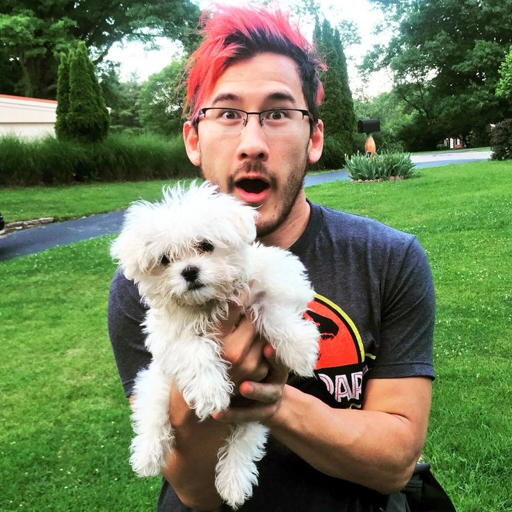 *sees him with the puppy ^_^, *notices Jurassic park shirt o_o Impossible to like him even more but I.. can't.. help it lol