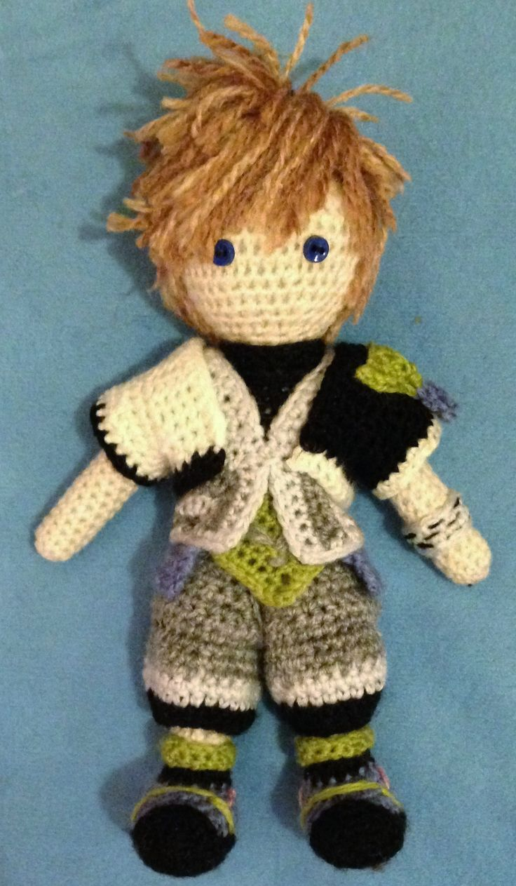 17 Best images about My Amigurumi on Pinterest Pirates ...