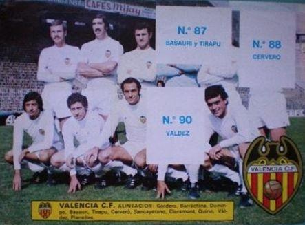 """Cromos Este 1976-77. """"Escudos y equipos"""". Liga Española. 18"""