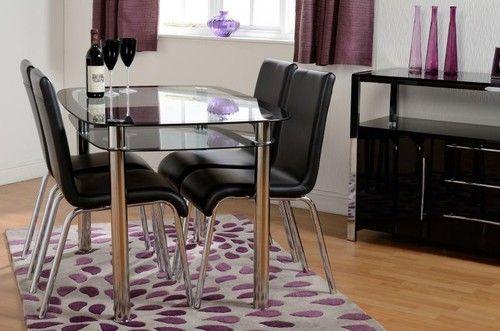 Harlequin, 4' Dining Set