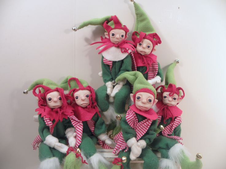 Gnome Garden: 128 Best MY DARLING FAIRIES By DinkyDarlings Images On