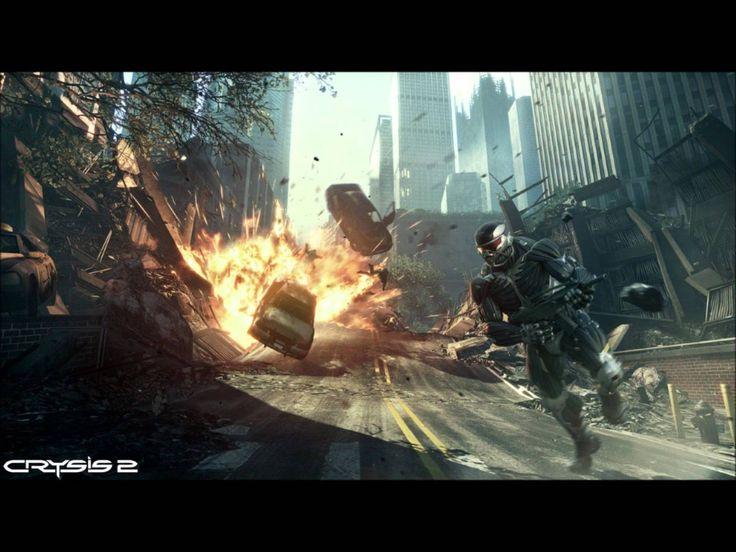 Crysis 2 - Hans Zimmer & Lorne Balfe - Nano-Catalyst