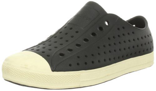 Native Men's Jefferson Fashion Sneaker,Jiffy Black,11 M US. Size: 11 D(M) US. 100 percent ethylene vinyl acetate. Beast free. Item Dimensions: weight: 42, width: 1000, height: 600 hundredths-inches.