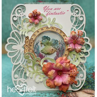 6 inspiring ways to make a Tropical Hibiscus card