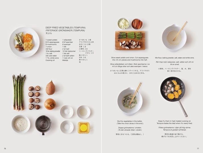 Guide to Foreign Japanese Kitchen by Moé Takemura   Yatzer